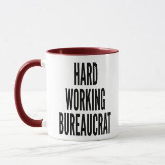 Hard Working Bureaucrat Mug