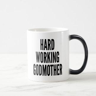 Hard Working Godmother Magic Mug