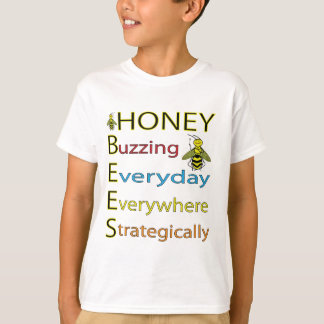 Hard Working Honey Bees T-Shirt