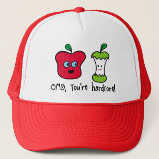 hardcore apple hat