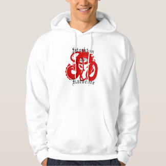 Hardcore Brawler Stockton 209 Hooded Sweatshirt