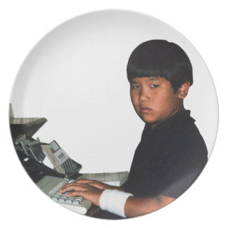Hardcore Coder with Wristband Plate