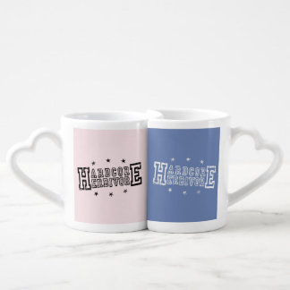 Hardcore Herbivore Coffee Mug Set