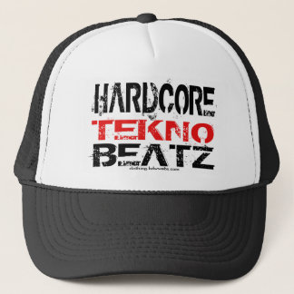 Hardcore Tekno Beatz Baseball Hat