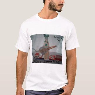 Hardcore Ukelele Playin'! T-Shirt