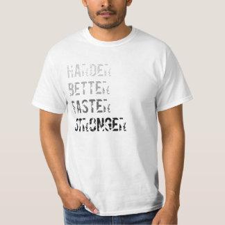 Harder Better Faster Stronger Tee