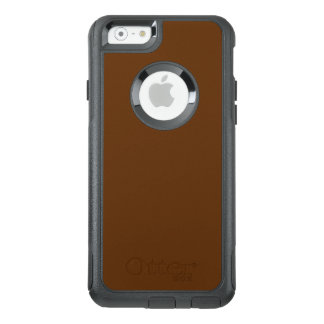 Hardily Earthy Brown Colour OtterBox iPhone 6/6s Case