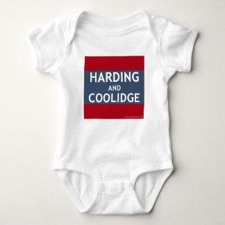 Harding-1920 Baby Bodysuit