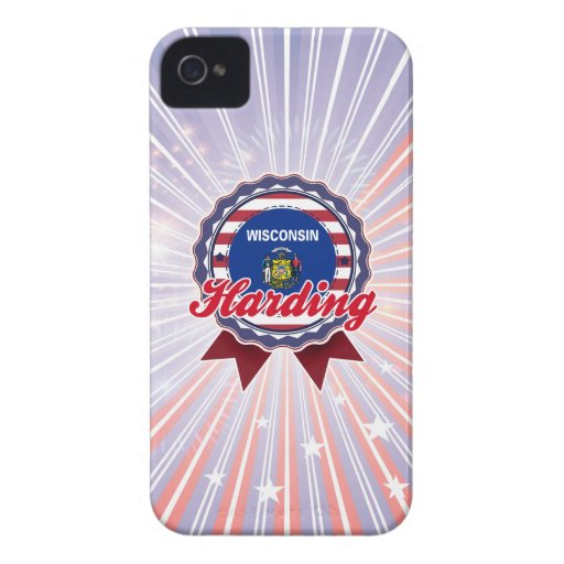 Harding, WI Case-Mate iPhone 4 Cases