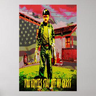 hardline-patriot poster