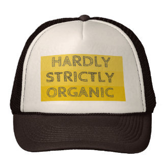 Hardly Strictly Organic Mesh Hats