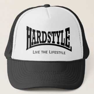 hardstyle, Live the Lifestyle Trucker Hat