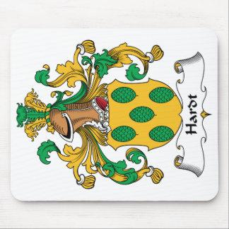 Hardt Family Crest Mouse Pad