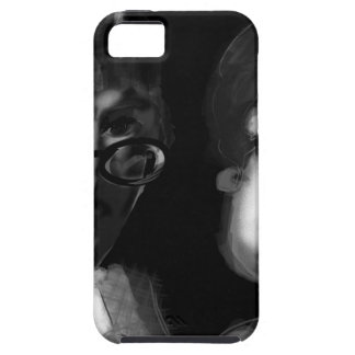 Hardy and Ramanujan Happy Pi Day iPhone 5 Case