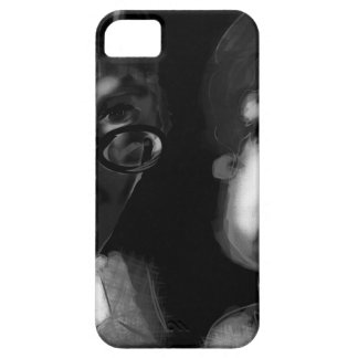 Hardy and Ramanujan Happy Pi Day iPhone 5 Cover