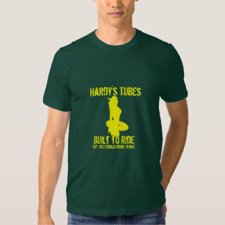 Hardy's Tubes Tshirt