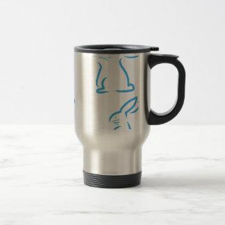Hare #2 travel mug