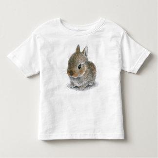 Hare 61 bunny rabbit toddler t-shirt