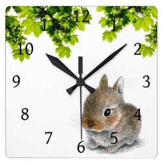 Hare 61 rabbit clocks
