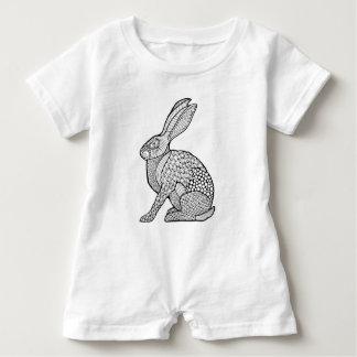 Hare Baby Romper