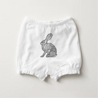 Hare Diaper Cover