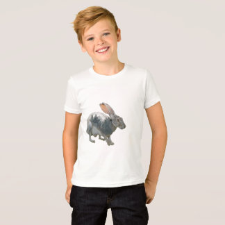 Hare Double Exposure T-Shirt