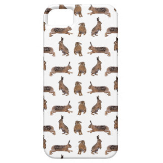 Hare Frenzy iPhone 5 Case (Choose colour)