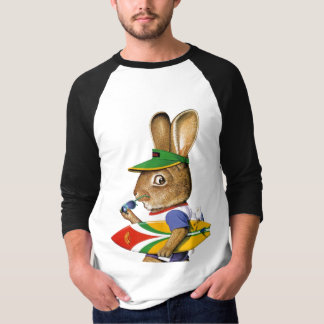 Hare surfer T-Shirt