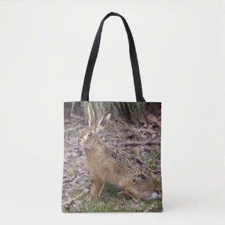 Hare Today, Gone Tomorrow All Over Print Bag