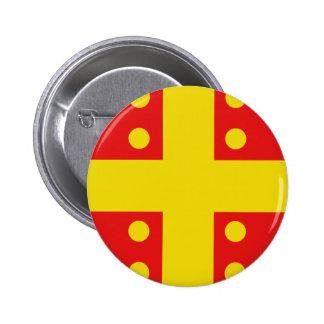 Harelbeke, Belgium Pinback Buttons