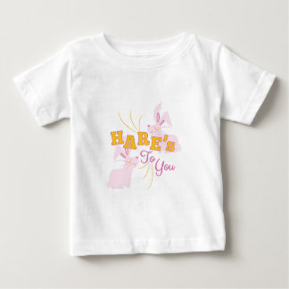 Hares To You Baby T-Shirt