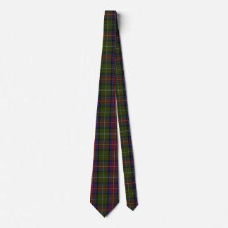 Hargis Clan Tartan Plaid Neck Tie