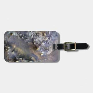 Hargraves Crater on Mars Luggage Tag