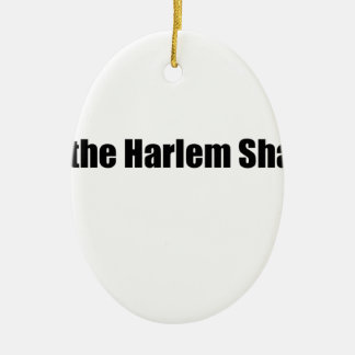 Harlem Shake! Ceramic Ornament