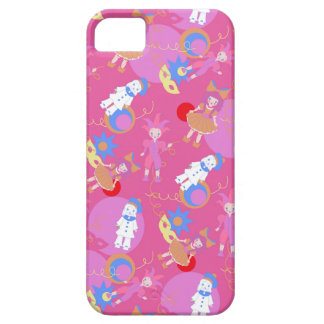 Harlequin, Arlequin, Columbina, Pierrot pattern iPhone 5 Covers