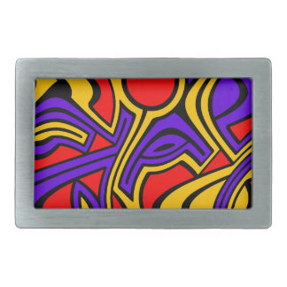 Harlequin Belt Buckle