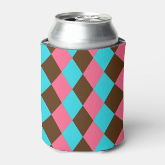 Harlequin Chocolate Pastels-CAN COOLER