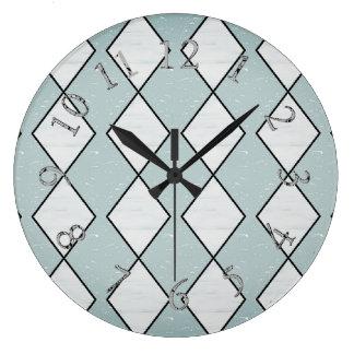 Harlequin_Classic-Ocean-Fog(c)Multi-Choices Large Clock