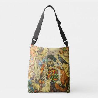 Harlequin Crossbody Bag