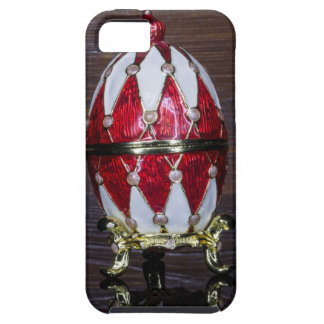 Harlequin egg iPhone 5 cover