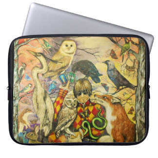 Harlequin Laptop Sleeve
