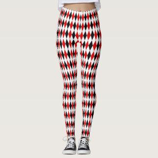 Harlequin Leggings