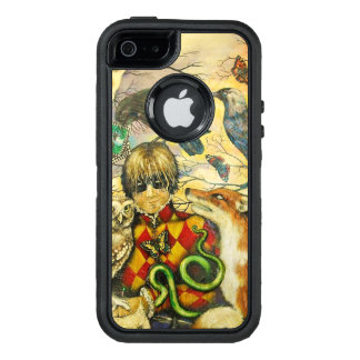 Harlequin OtterBox Defender iPhone Case