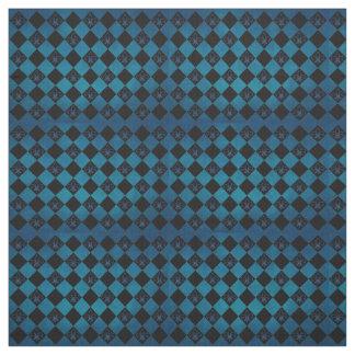 Harlequin Pattern Fabric