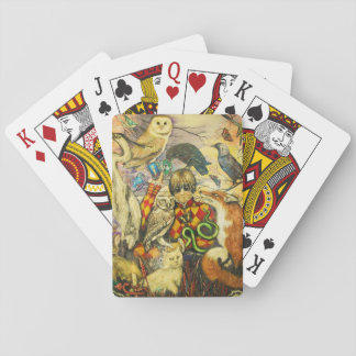 Harlequin Playing Cards