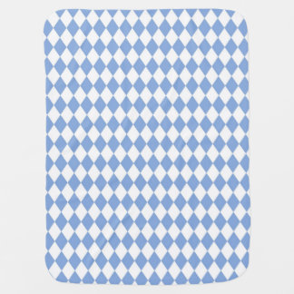 Harlequin-Precious-Blue-Baby-Cuddle Baby Blanket