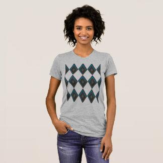 Harlequin Print T-shirt