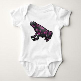 Harlequin Toad Baby Bodysuit