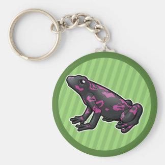 Harlequin Toad Keychain