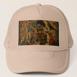 Harlequin Trucker Hat